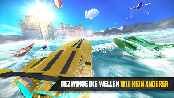Screenshot 3 Driver Speedboat Paradise – The Real Arcade Racing Experience