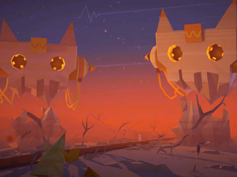 Adventures of Poco Eco - Lost Sounds: Erlebe Musik und eine Meisterklasse der Animation in einem Indie-Spiel iOS Screenshots