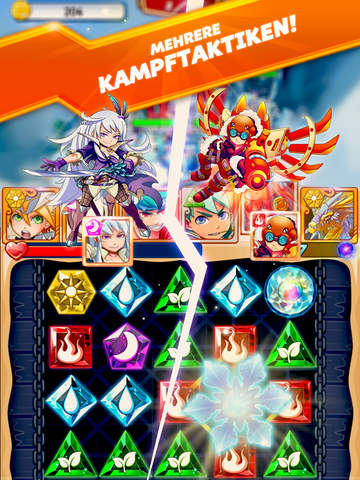 Battle Odyssey iPhone