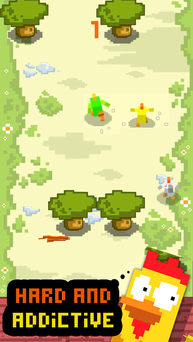 Dog And Chicken iOS Screenshots