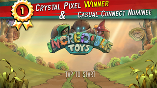 Incredible Toys iOS Screenshots