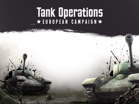 Tank Operations: European Campaign iOS