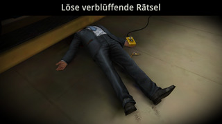 The Trace: Das Krimiabenteuer – analysiere Beweismaterial und löse den Fall iOS Screenshots