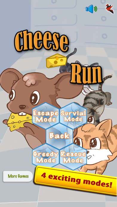 Cheese Run
