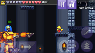 Cally's Caves 3 iOS Screenshots