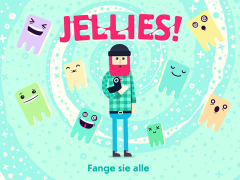 JELLIES! iOS Screenshots