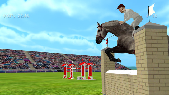 horse jumping games for ipad