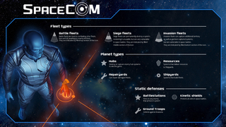 Spacecom iOS Screenshots