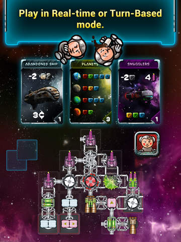 Screenshot 3 Galaxy Trucker