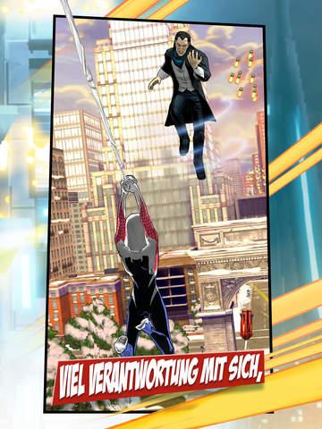 Screenshot 4 MARVEL Spider-Man Unlimited