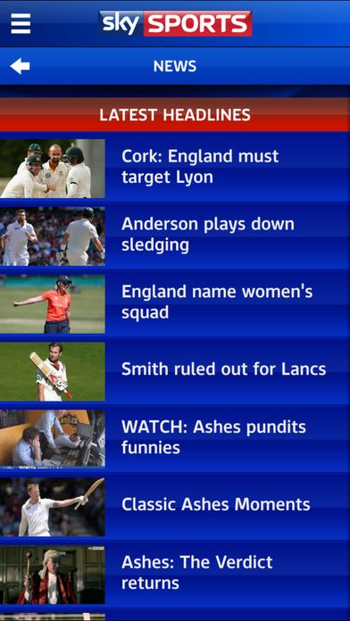 sky sports cricket eu