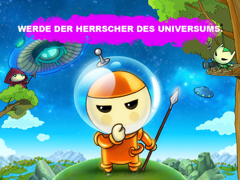 Mushroom Wars: Space! iOS