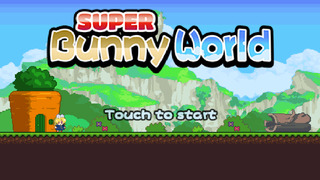 Super Bunny World iOS Screenshots