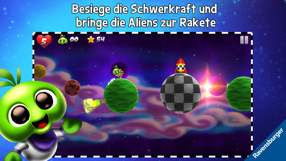 Space Taxi! iPhone iPad
