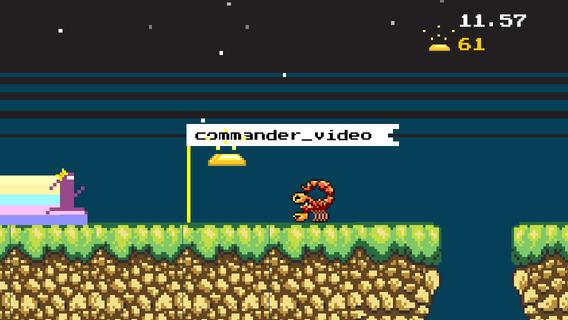 Go! Go! CommanderVideo iOS Spiel