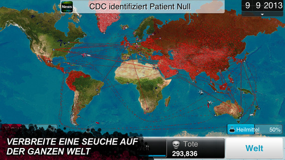 Screenshot 2 Plague Inc.