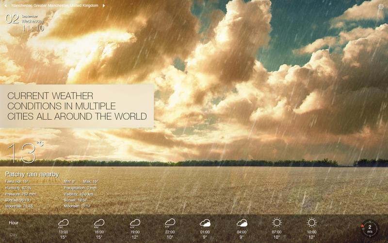 Weather Live Screenshot - 4