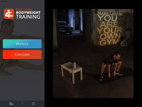 Bodyweight Training: You Are Your Own Gym Screenshot