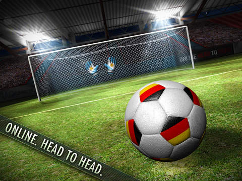 Soccer Showdown 2015 iOS Screenshots