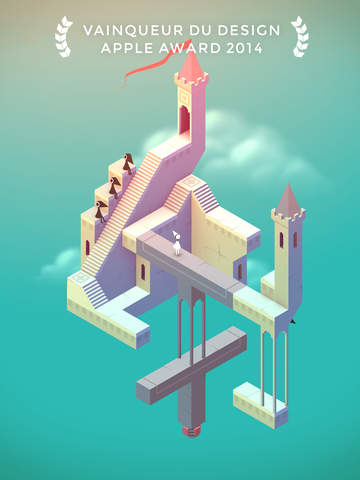 Monument Valley iPhone iPad