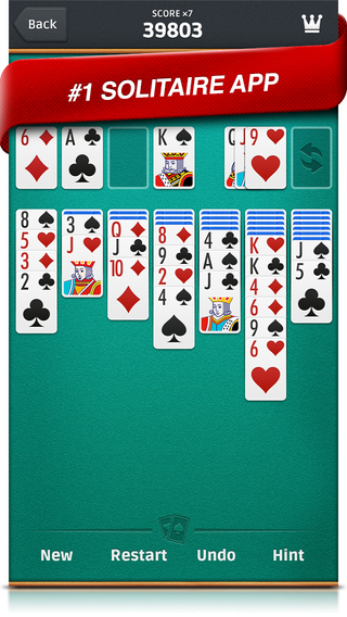 Klondike 3 turn solitaire green felt solitaire green felt 3 card