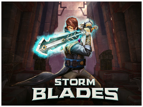 Stormblades iOS Screenshots