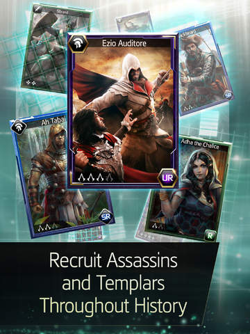 Assassin's Creed Memories iPhone iPad