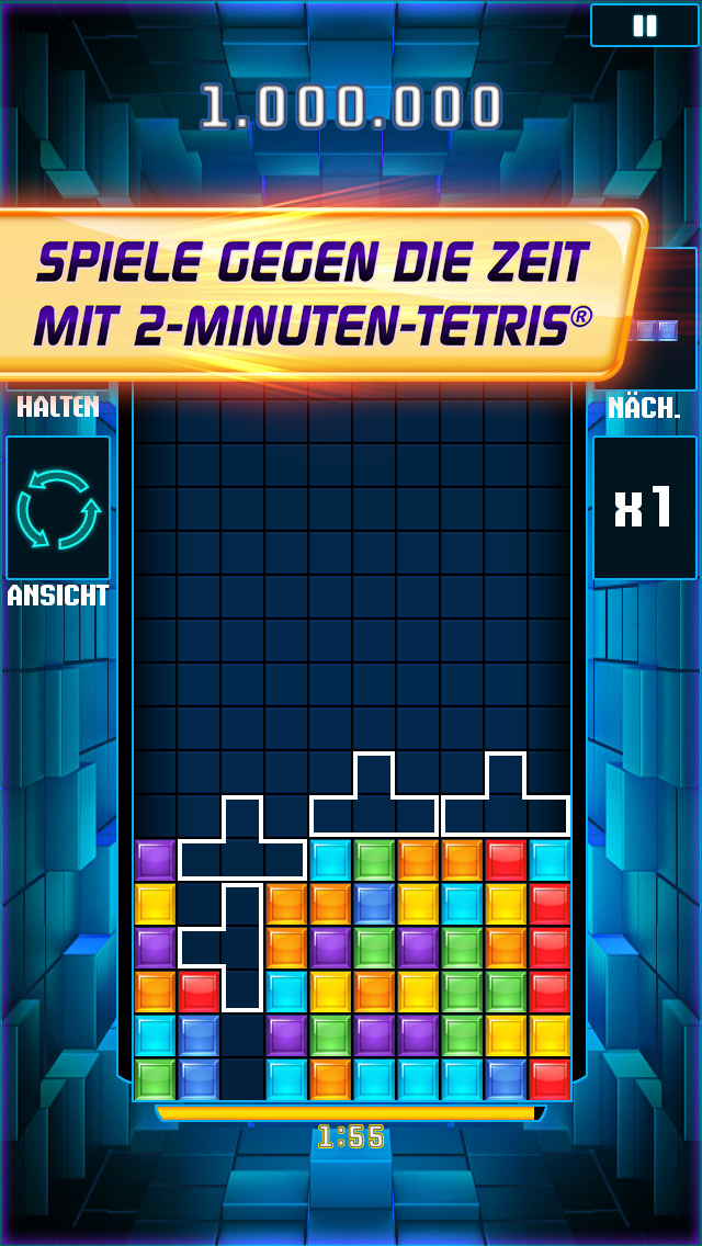 Tetris® Blitz iOS Screenshots