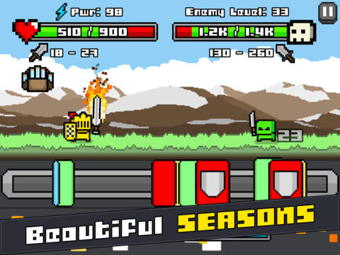 Combo Quest iPhone iPad