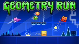 Geometry Run iOS Screenshots