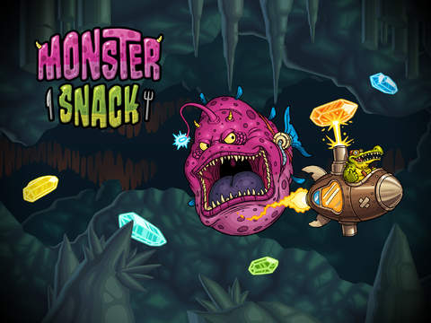 Monster Snack - Addictive Color Matching iOS Screenshots