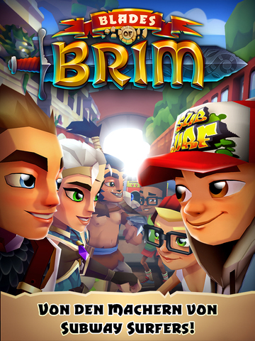Blades of Brim iOS Screenshots