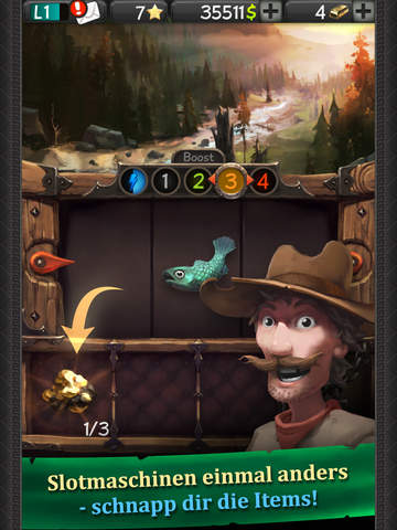 Slot Raiders iPhone iPad