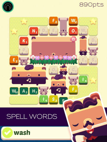 Alphabear: Word Puzzle Game iPhone