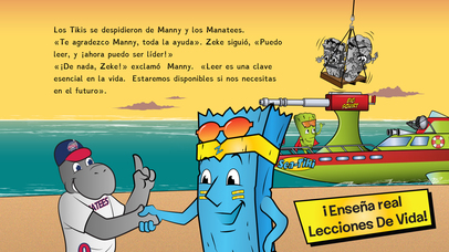 download El orgullo del jonrón: Leer con la Tribu apps 3