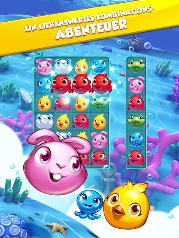 Puzzle Pets iPhone iPad