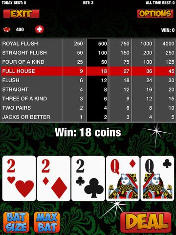 King's Poker Casino - Dark Gambling With 6 Best FREE Poker Video Games iPad