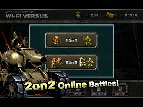 Screenshot 5 METAL SLUG DEFENSE