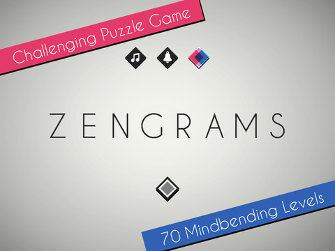 Zengrams iOS Screenshots