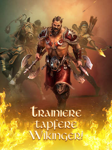 Vikings: War of Clans iPad