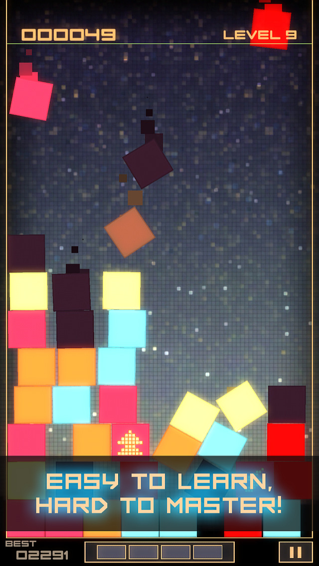 Quadrush iOS Screenshots