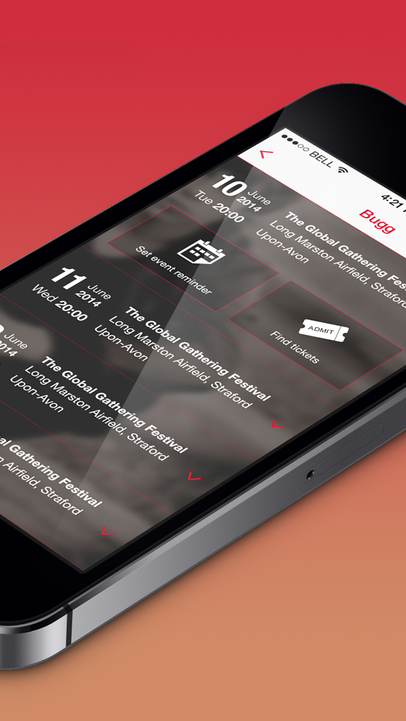 Live Nation - iPhone Mobile Analytics and App Store Data