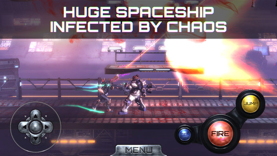 Chaos Domain iPhone iPad