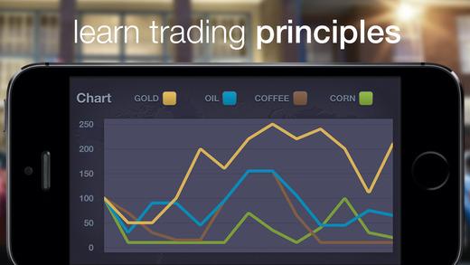 Mercantile Exchange - Warenhandelsspiel Screenshot