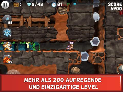 Boulder Dash 30th Anniversary iOS