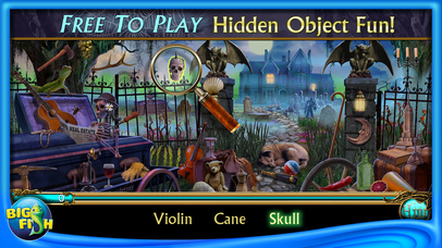 Dark manor a hidden object mystery for Free big fish hidden object games