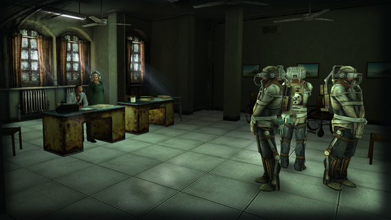 Screenshot 3 Lost Within