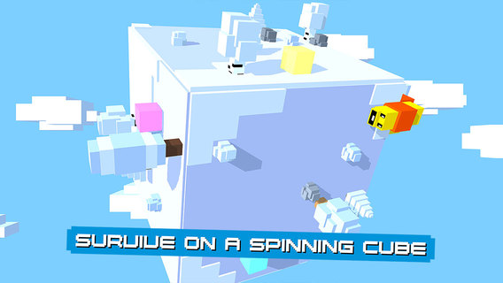 Cube Worm iOS
