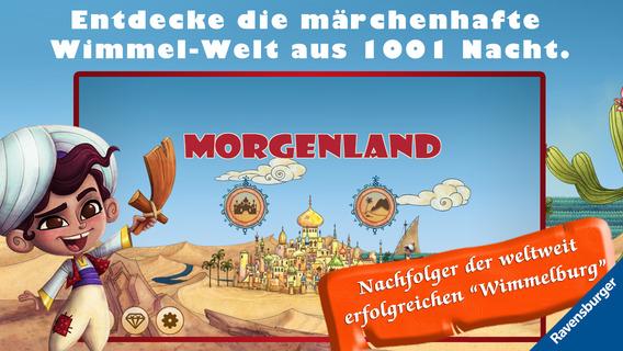 Screenshot 1 Morgenland