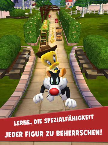 Looney Tunes Dash! iPhone iPad